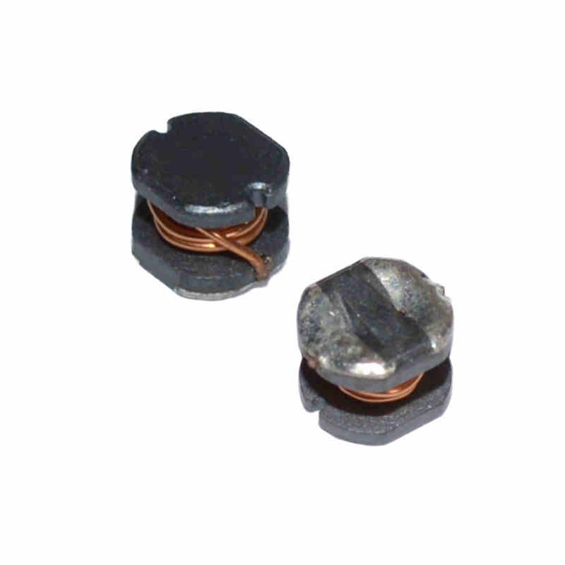 1500 unids/lote Inductores de potencia SMD CD54 10UH mark 100 inductancia de bucle