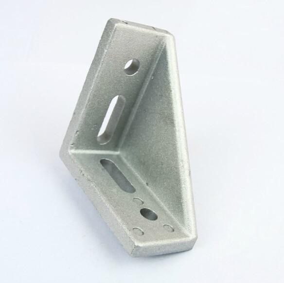 Wkooa 3060 Corner Angle Bracket Joint Aluminum Profile Extrusion