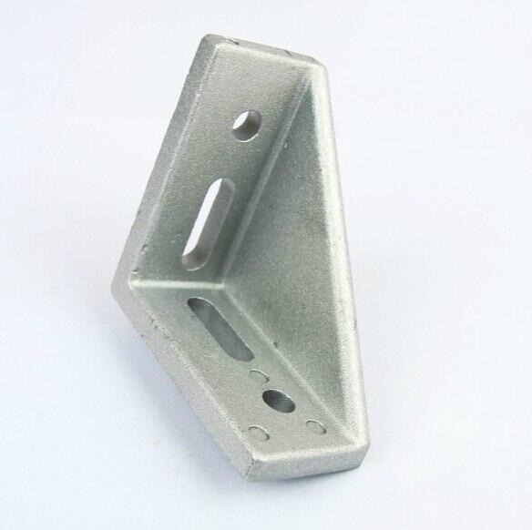 Wkooa 3060, soporte de ángulo de esquina, junta de perfil de aluminio, extrusión