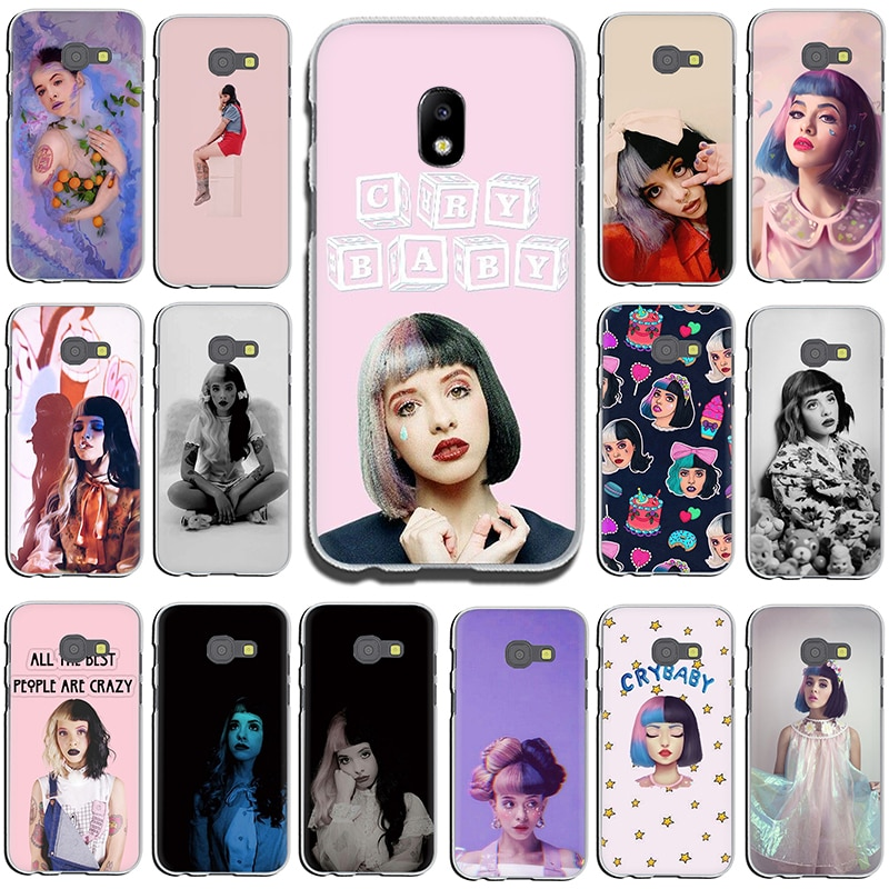 Melanie Martínez de la caja del teléfono duro para Samsung GaLaxy J6 J7 J1 J2 J3 J5 2015, 2016, 2017