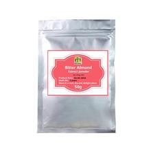 50-1000g, Doğal Anti Kanser Vitamin b17 Tozu, amygdalin Laetrile/Acı Kayısı Çekirdeği Ekstresi/Acı Badem Özü Tozu