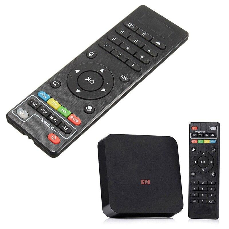Android Smart TV Box пульт дистанционного управления запасной контроллер для ТВ приставки для H96 MXQ MX Pro 4K T95M