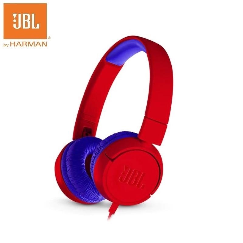 Fone de Ouvido Exclusivo com Tecnologia Seguro para Crianças Fones de Ouvido Jr300 com Fio Estudo Jbl Som