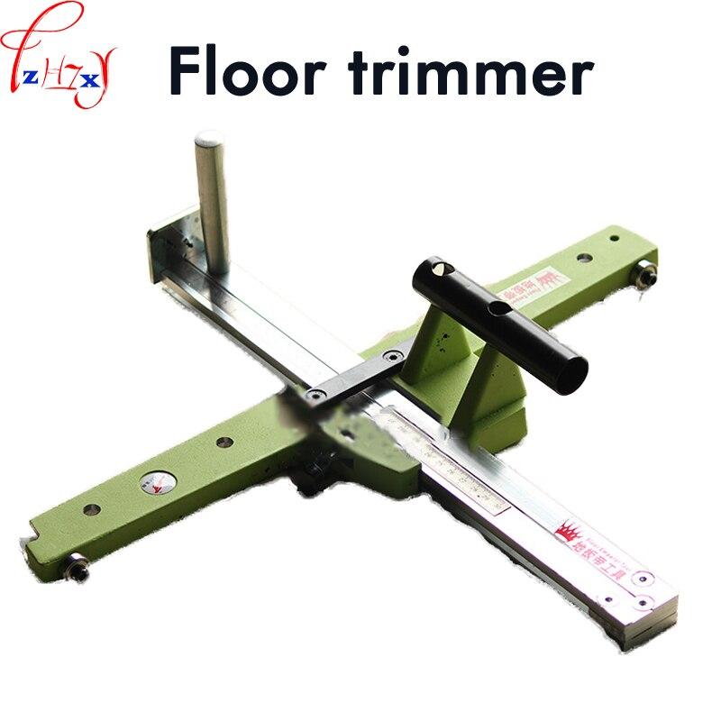 Recorte Manual de piso de material rodante de PVC piso de recorte instalado con herramientas de construcción de recorte de borde