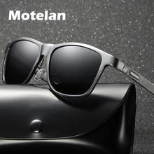 2019 Men's Fashion Polarized Aluminum Sunglasses Driving Polarised Eyewear Vintage Style Brand Desig