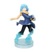 20cm Anime Rimuru Tempest FIGURE cette fois-là je me suis réincarné comme une Slime Action fille jouets Juguetes à collectionner poupée Figure modèle