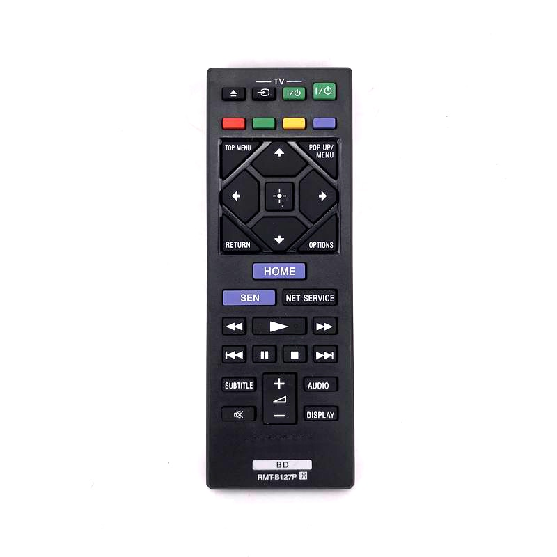 New General RMT-B127P Blu-Ray Disc Player Remote Control (149268111) For SONY BDP-S6200 BDP-S1200 BDP-S3200 BDP-S4200 BDP-S5200