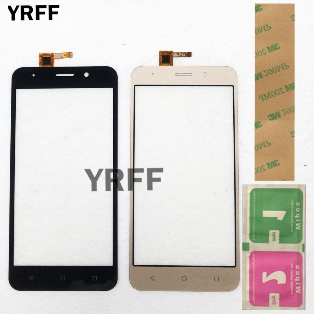 5'' Touch Screen Digitizer Sensor For Vertex Impress Luck Touch Panel Glass Repair TouchScreen Mobil