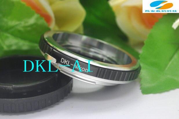 DKL-NIKON адаптер объектива подходит для объектива Voigtlander Retina DKL для Nikon D7200 D810A D5500 D750 D810 D4S D3300 Df D5300 D610