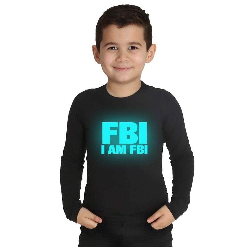 LYTLM t-shirt manches longues garçon   Humoristique et 2019, Koszulki Meskie, vêtements pour enfants