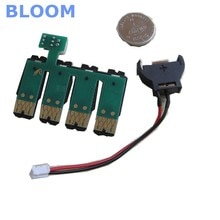 T2001 ciss puce permanente Pour EPSON Expression Home XP-100 XP-200 XP-300 XP-310 XP-400 XP-410 WF-2510 WF-2520 WF-2530 WF-2540