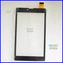 """Novo 184*106 milímetros de TOQUE Para 7 """"Digma Optima Prime 2 3G TS7067PG Tablet tela de toque capacitivo painel de Digitador de Vidro Sensor Touchpad"""
