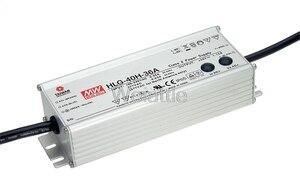 MEAN WELL HLG-40H-54B 54V 0.75A 40, 5 W HLG-40H-54A IP67 одиночный выход LED PMW Диммируемый драйвер Источник питания A B D Тип HLG-40H-54