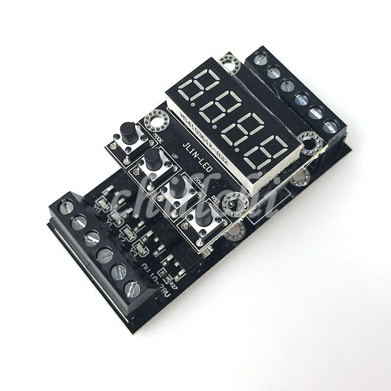 Placa de control industrial PLC máquina de tubo digital Módulo de retardo FX1N_10MT