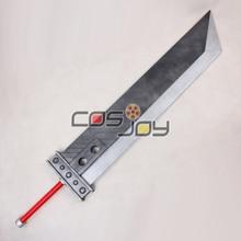 "Cosjoy 58 ""Final Fantasy VII FF7 Zack justo Cloud Strife gran espada Cosplay Prop-1097"