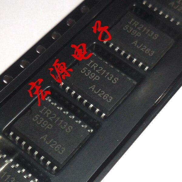 5 unids/lote IR2113S SOP-16 IR2113STRPBF SOP IR2113 SMD en Stock
