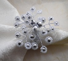 napkin rings,free shipping  christmas snow napkin holder,