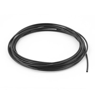 20Mr 2mm Dia Poliolefinas 21 Heat Shrink Tubing Wire Wrap Tubo Preto