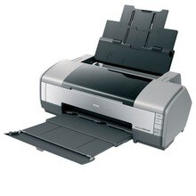 Imprimante à jet dencre Compatible1390 remise à neuf doccasion avec système dencre pour limpression Photo par Sublimation