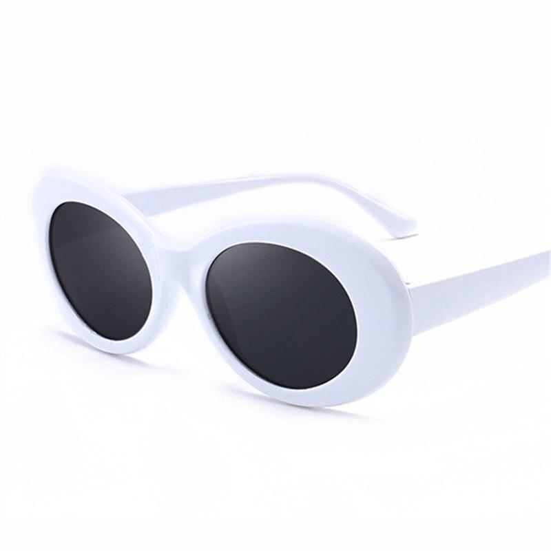 2018 мужские и женские ретро-очки с защитой UV400, зеркальные круглые солнцезащитные очки, классические модные женские и мужские солнцезащитные...
