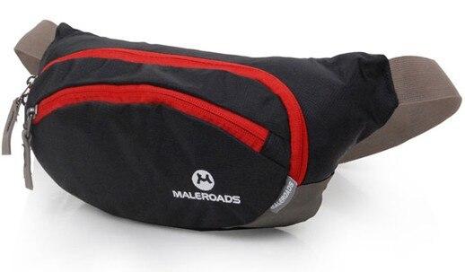 NUEVO PAQUETE DE riñoneras tácticas, riñonera cinturón impermeable, bolsa de senderismo, escalada, al aire libre, Bumbag, Maleroads MLS2306