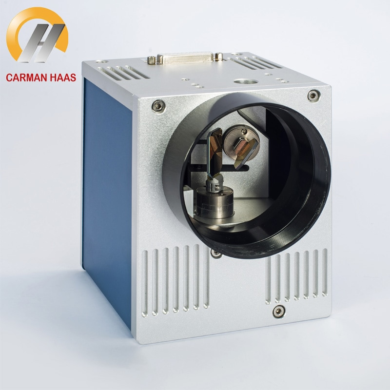 New CO2 Laser Scan Head Galvo Scanner Head Input Aperture 10mm 12mm 14mm 16mm 20mm 30mm Galvanometer Scanner with Power Supply