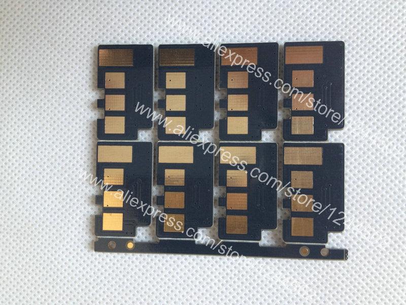Compatible nuevo cartucho de tóner chip para Samsung ML1043 ML1666 ML1670 ML3200 ML1676 ML3201 3206, 1860, 1660, 1865 W, 20 piezas por lote