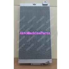 New Aluminium Hydraulic Oil Cooler For E336D 336D Machine