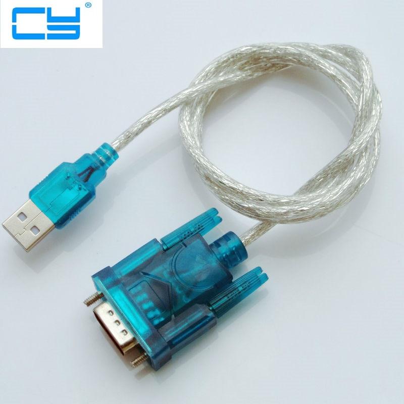 Usb para RS232 D-SUB DB 9Pin porta SERIE de conexao cabo adaptador...