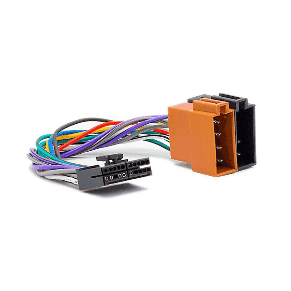 Жгут проводов для автомобильной стереосистемы ISO Для Audiovox AEG Clatronic Foryou Mystery Prology