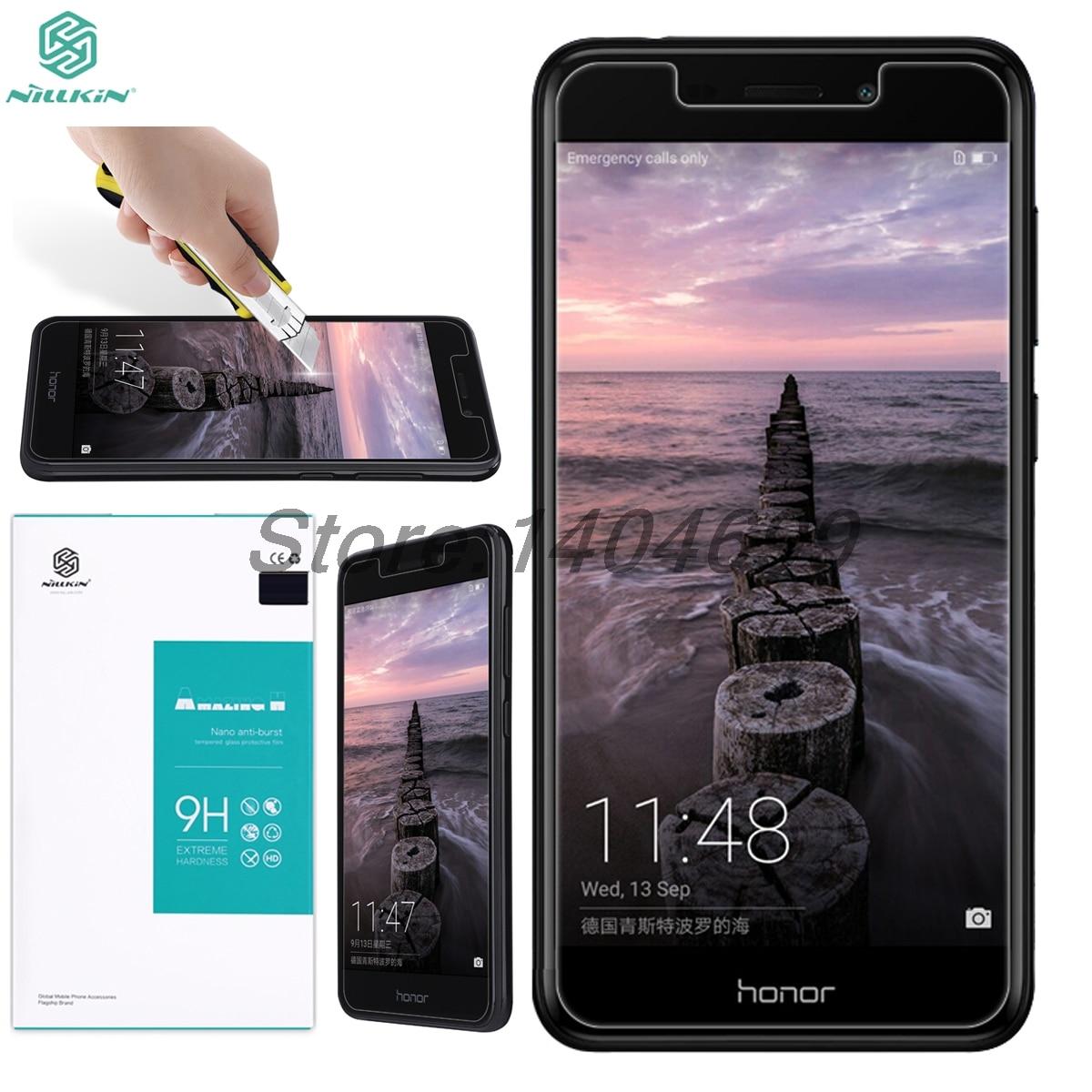 Защитная пленка для экрана Huawei Honor V9 Play закаленное стекло Nillkin Amazing H противоударное стекло для Huawei Honor V9 Play