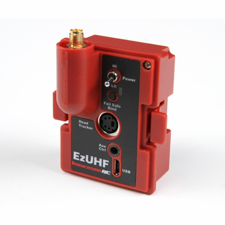 ImmersionRC EzUHF JR модуль 433 МГц для 9XR FrSky Таранис, трансмиттер Turnigy Tx система дальнего действия RC FPV LRS для дрона