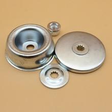 Trimmer Gearbox Head Rebuild Kit For STIHL FS44 FS75 FS80 FS83 FS85 FS90 FS100 FS120 FS130 FS200 FS250 FS460 (10 x 1.0 Nut)