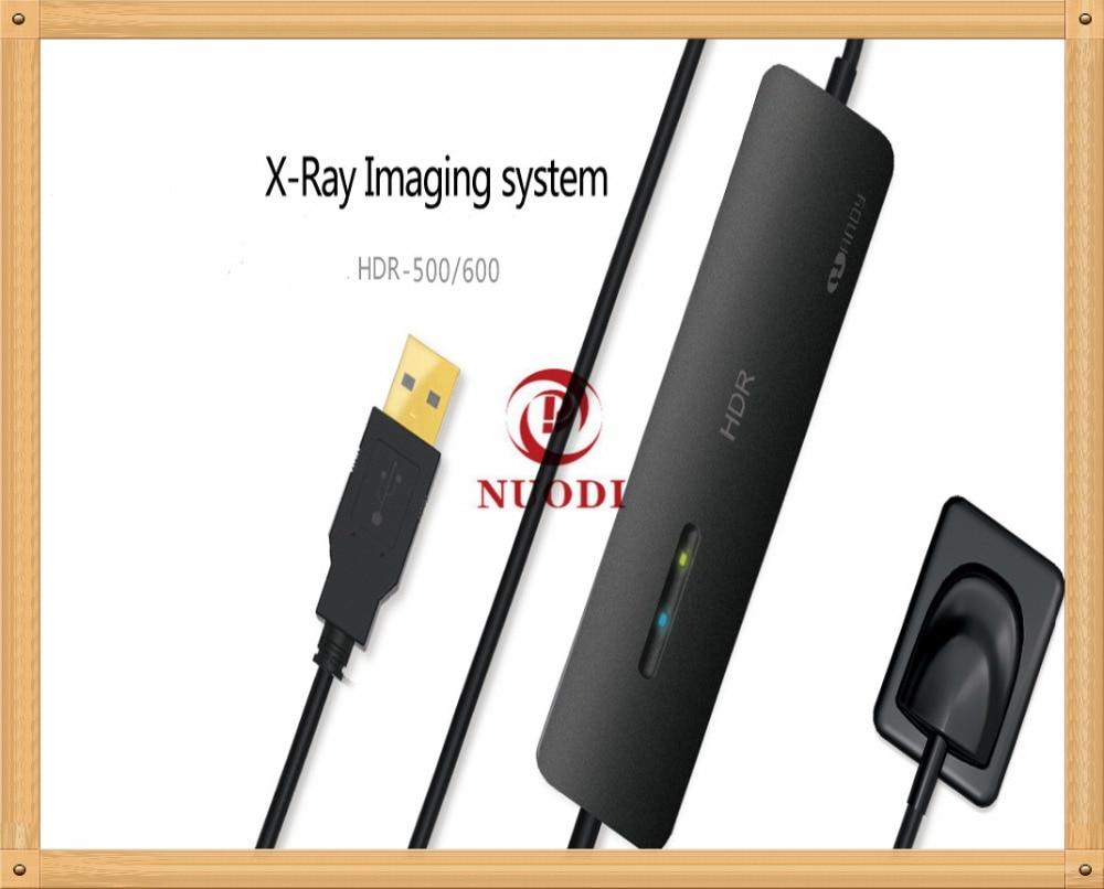 Sensor Dental de rayos X HDR500 RVG/Sistema de imagen Digital de rayos x dentales/sensor de rayos X oral USB