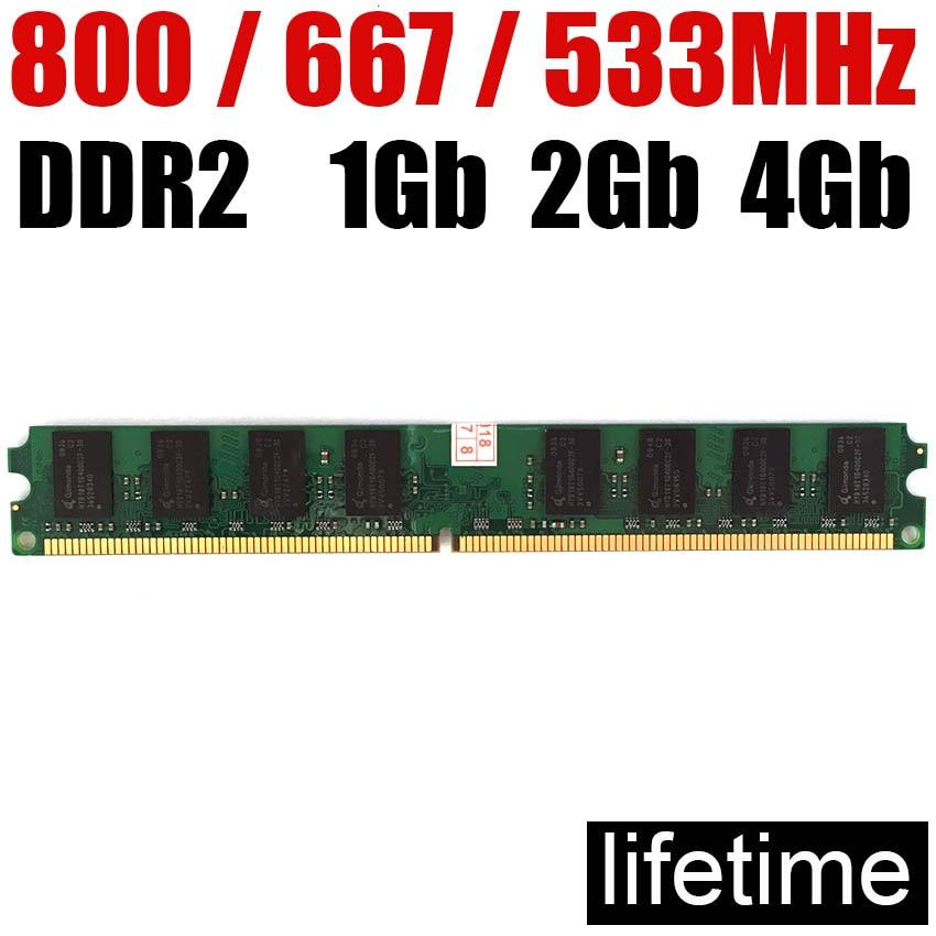 Memoria RAM DDR2 para PC 4 Gb 2Gb 1Gb 8Gb DDR 2...
