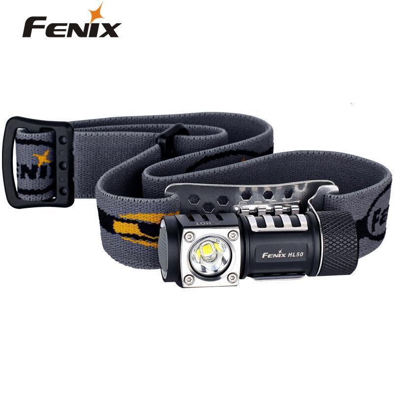 Nuevo faro Fenix HL50, 3 modos, resistente, multiusos, envío gratis, LED CREE XM-L2 T6
