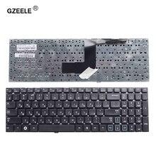 Gzeele Russische Toetsenbord Voor Samsung RC530 RV509 NP-RV511 RV513 RV515 RV518 RV520 NP-RV520 RC520 RC512 Ru Laptop Toetsenbord Zwart