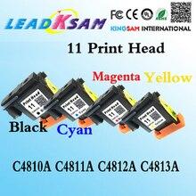 Printhead compatible for hp11 C4810A C4811A C4812A C4813A print head 1000 1100 1200 2200 2280 2300 2600 2800 100 500