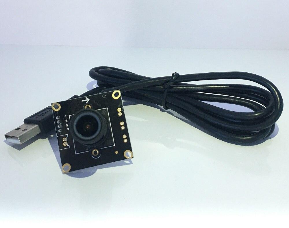 1MP HD 720P CMOS H42 Sensor PCB USB Board Support OTG UVC USB Webcam Camera with lens USB CCTV Camera Module
