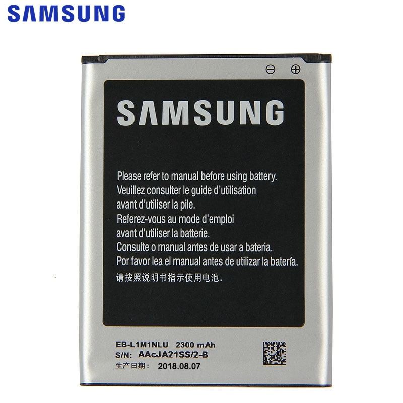 Samsung оригинальный EB-L1M1NLU аккумулятор для Samsung ATIV S i8750 i8370 i8790 настоящая сменная батарея для телефона 2300 мАч