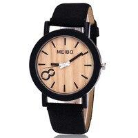 Women's Ladies Men's Watch Wood Color Quartz Casual Wrist Watch relojes mujer montres femme reloj de mujer reloj dama zegarek
