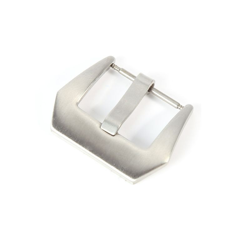 * Hebilla atornillada, correa de reloj, cierre cepillado para Panerai, 20mm, 22mm, 24mm, disponible, accesorios de reloj para mujeres y hombres *