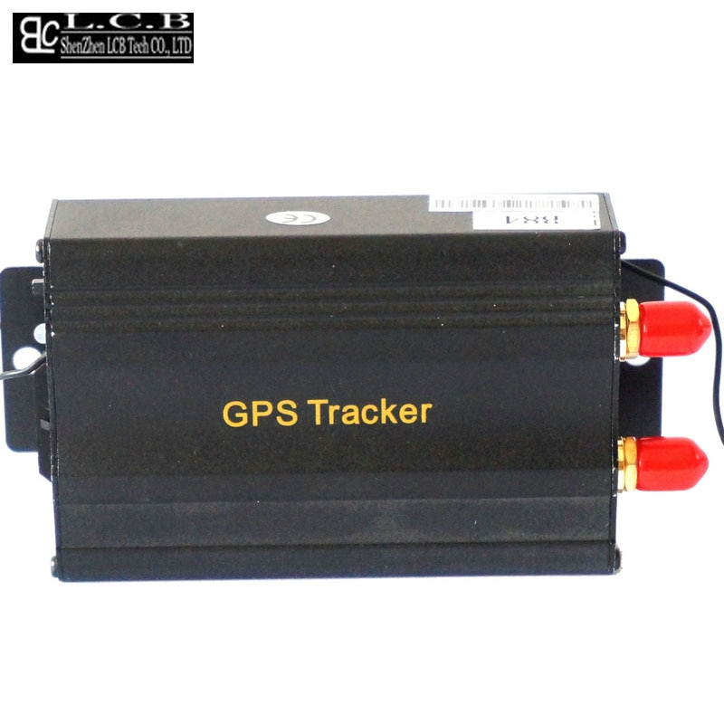 3 teile/los TK103B Fahrzeug GPS tracker Fernbedienung Quad-band SD karte GPS 103 stück & web-based GPS tracking-system Kostenloser Versand