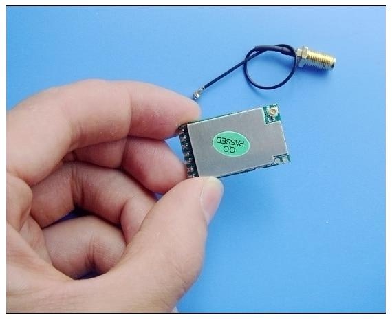 SI4464 беспроводной модуль цифровой передачи, беспроводной Серийный порт