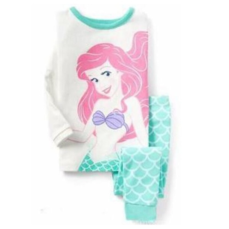 NOVO dos desenhos animados crianças conjuntos de pijama, crianças princesa pijamas pijamas meninos meninas pijamas pijamas pijamas pijama da criança do bebê