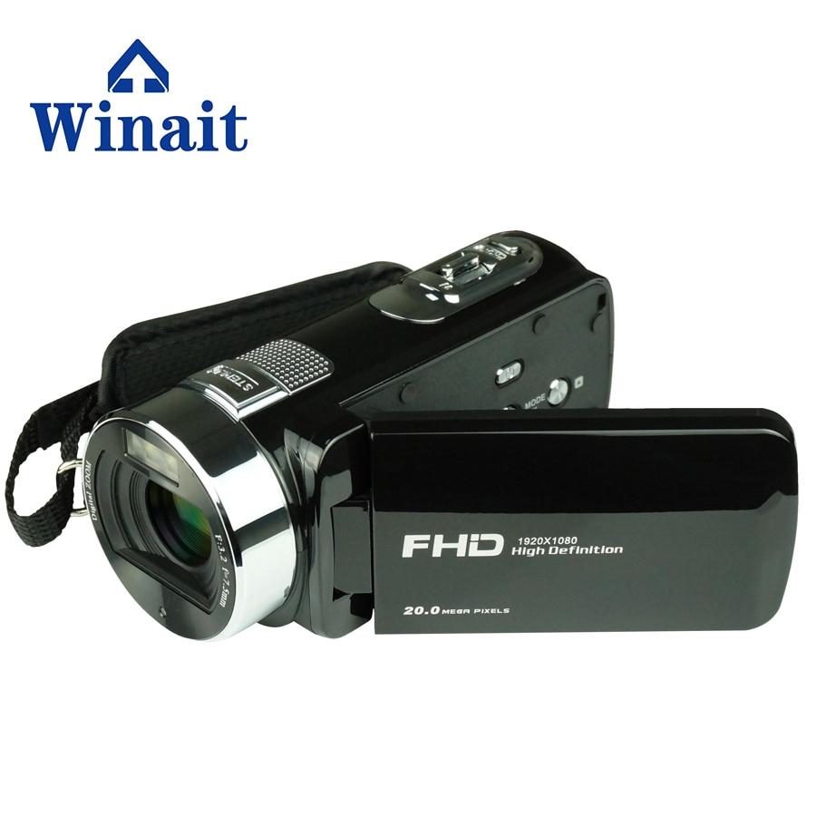 Videocámara digital China HDMI/USB2.0/salida de TV 24 MP micrófono incorporado/altavoz utilizado videocámara digital