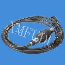 3 m linha de combustível mangueira motor de popa barco gasolina tanque conectores kit para motores externos