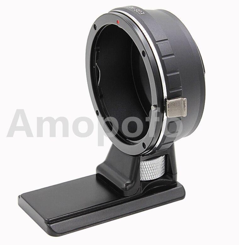 Amopofo EF-NEX длинный адаптер для штатива, для объектива Canon EF для Sony NEX3 C3 5C 5N 7 A7R A7II VG10 адаптер для камеры