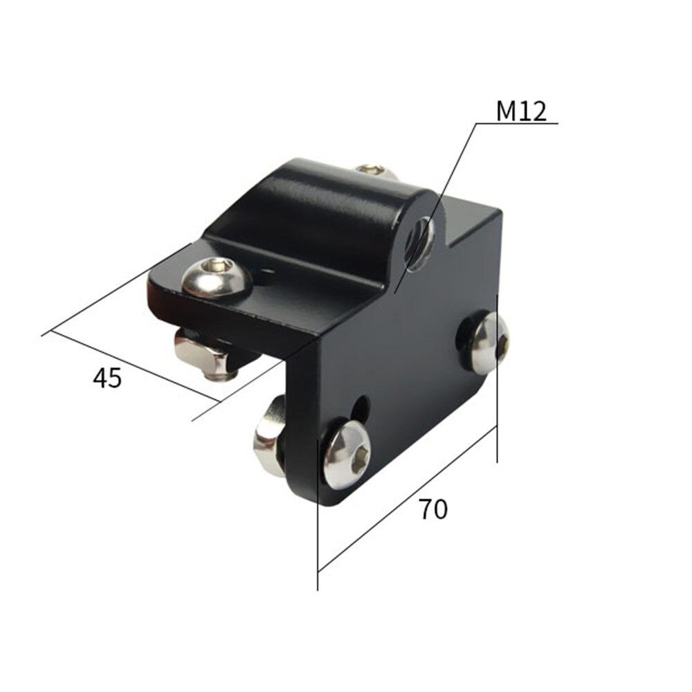 3030 4040 Universal rueda conector ruedas taza de pie Placa de conexión universal para perfil de aluminio estándar de la UE 3030 4040