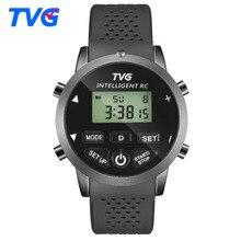 2020 TVG Brand Led Digital Watch Men Sports Watches Waterproof Silicone Smart Remote Control Copy Wa